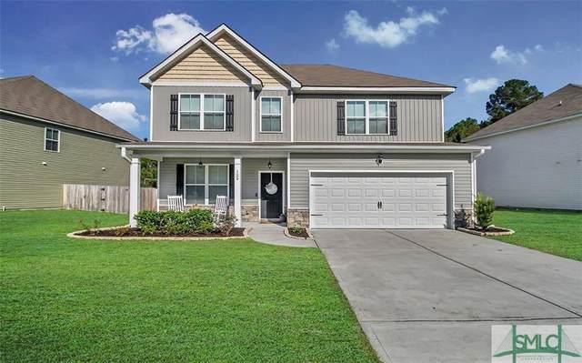 125 Green Paddock Circle, Guyton, GA 31312 (MLS #236285) :: Barker Team | RE/MAX Savannah