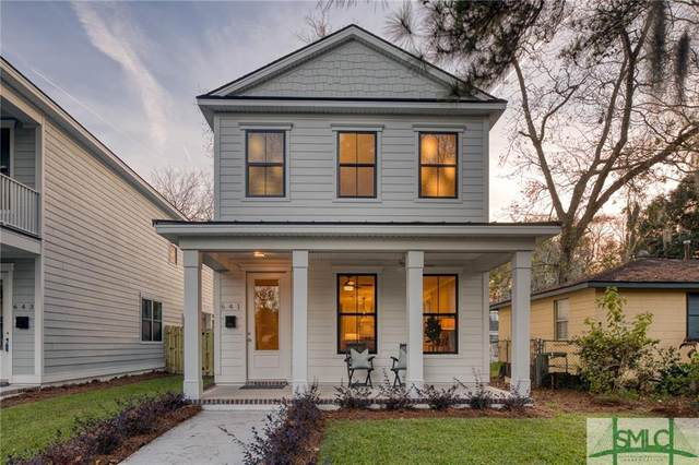641 E 35th Street, Savannah, GA 31401 (MLS #236292) :: Teresa Cowart Team