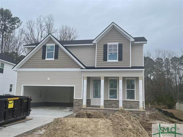 83 Whitaker Way N, Richmond Hill, GA 31324 (MLS #236294) :: Keller Williams Coastal Area Partners