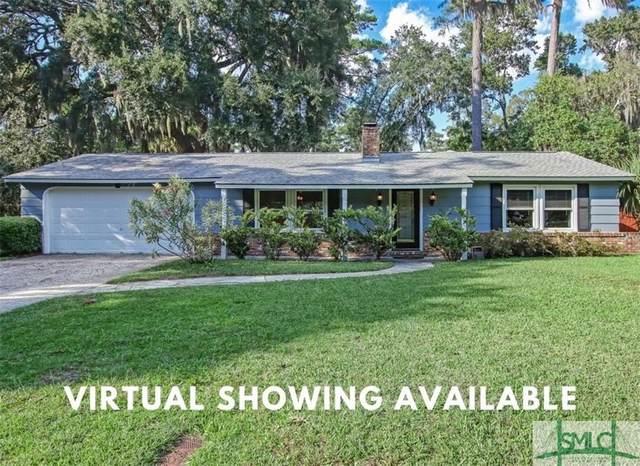 510 Windsor Road, Savannah, GA 31419 (MLS #236305) :: The Arlow Real Estate Group