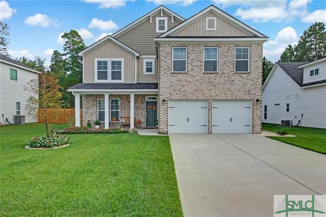 83 Melody Drive, Pooler, GA 31322 (MLS #236332) :: McIntosh Realty Team