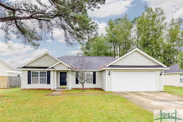 511 Weisenbaker Road, Rincon, GA 31326 (MLS #236337) :: The Arlow Real Estate Group