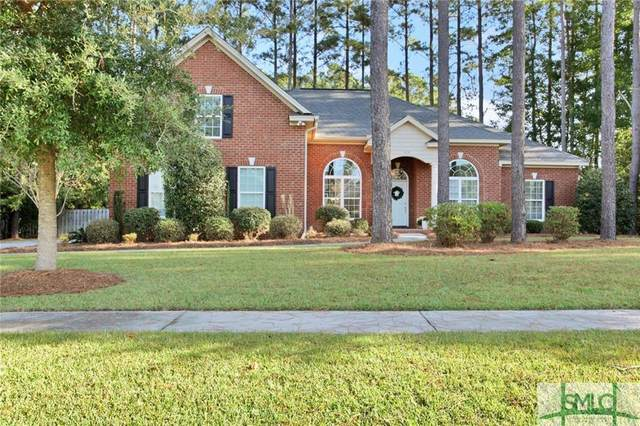 122 Sweetwater Circle, Rincon, GA 31326 (MLS #236357) :: Bocook Realty