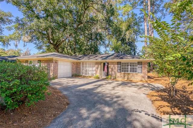 1330 Grace Drive, Savannah, GA 31406 (MLS #236405) :: Team Kristin Brown | Keller Williams Coastal Area Partners