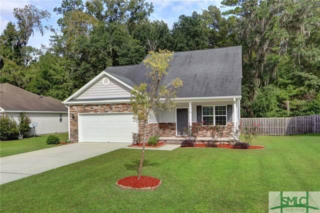1518 Bradley Boulevard, Savannah, GA 31419 (MLS #236505) :: Coastal Homes of Georgia, LLC