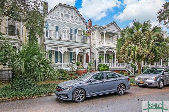 407 E Gordon Street, Savannah, GA 31401 (MLS #236528) :: McIntosh Realty Team