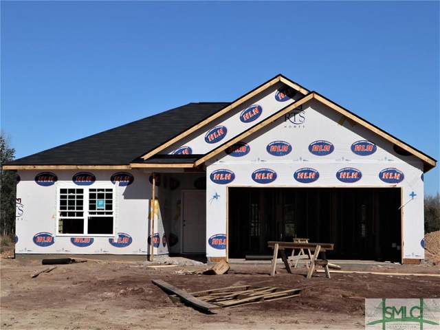 70 Boykin Way NE, Ludowici, GA 31316 (MLS #236531) :: Coastal Homes of Georgia, LLC