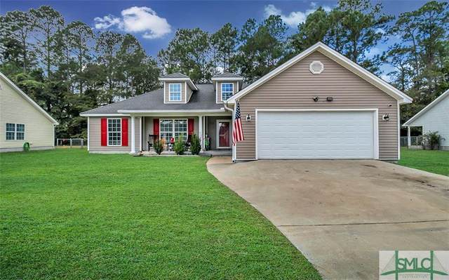 210 Kayton Court, Pembroke, GA 31321 (MLS #236609) :: Coastal Homes of Georgia, LLC