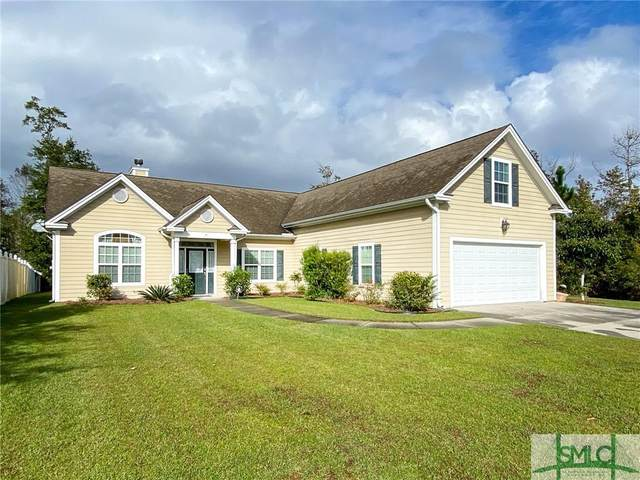 91 Gateway Drive, Pooler, GA 31322 (MLS #236617) :: Barker Team | RE/MAX Savannah