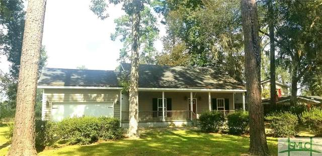 1513 Lake Drive, Midway, GA 31320 (MLS #236618) :: Bocook Realty