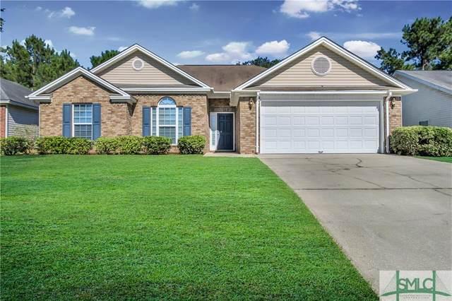 186 Aquinnah Drive, Pooler, GA 31322 (MLS #236629) :: Coastal Homes of Georgia, LLC