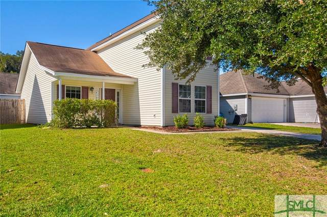 4 Corsair Circle, Port Wentworth, GA 31407 (MLS #236649) :: Heather Murphy Real Estate Group