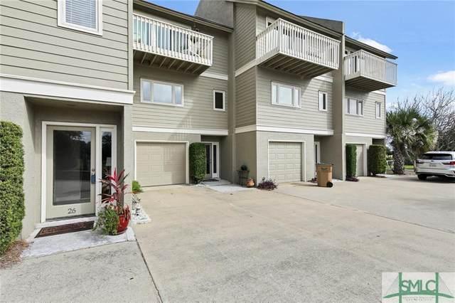 28 Taylor Street, Tybee Island, GA 31328 (MLS #236650) :: Glenn Jones Group | Coldwell Banker Access Realty