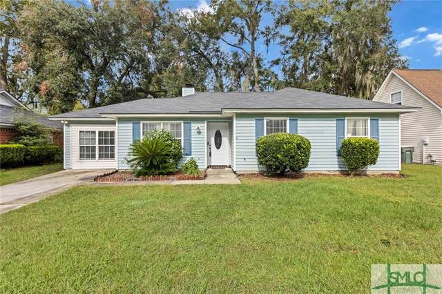 132 Bordeaux Lane, Savannah, GA 31419 (MLS #236681) :: Coastal Homes of Georgia, LLC
