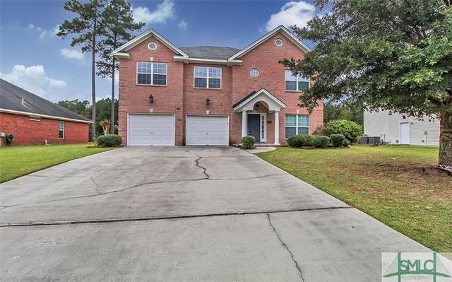 143 White Dogwood Lane, Pooler, GA 31322 (MLS #236688) :: RE/MAX All American Realty