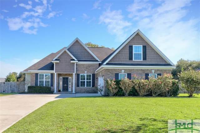 408 Peachtree Drive, Rincon, GA 31326 (MLS #236697) :: Coastal Homes of Georgia, LLC