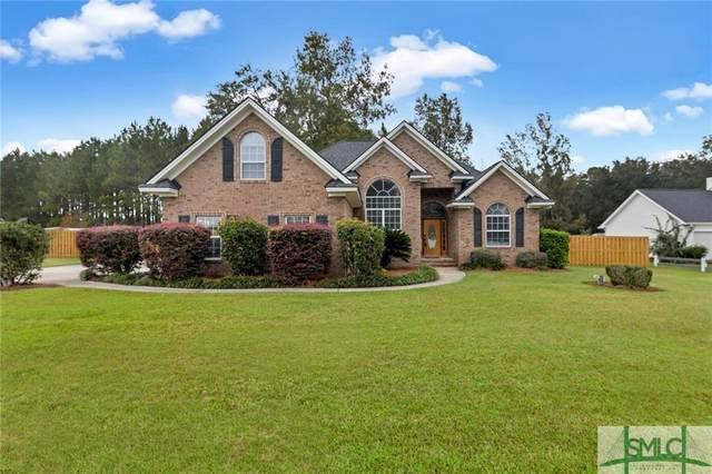 120 Jamestown Drive, Rincon, GA 31326 (MLS #236705) :: Heather Murphy Real Estate Group