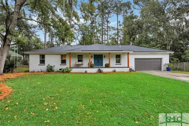 218 Hampshire Road, Savannah, GA 31410 (MLS #237781) :: Heather Murphy Real Estate Group