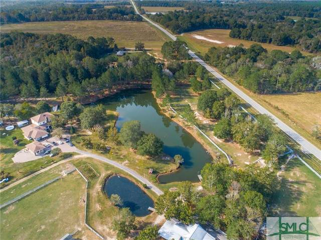 10350 S 121 Highway, Metter, GA 30420 (MLS #237789) :: Bocook Realty