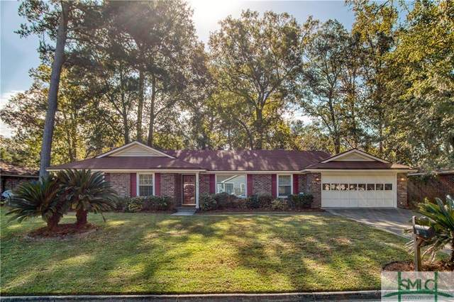 35 Red Fox Drive, Savannah, GA 31419 (MLS #237846) :: Liza DiMarco