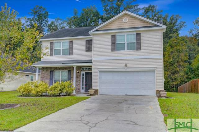 176 Carlisle Way, Savannah, GA 31419 (MLS #237864) :: Heather Murphy Real Estate Group