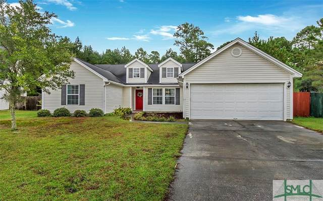 131 Wax Myrtle Court, Savannah, GA 31419 (MLS #237934) :: Coastal Homes of Georgia, LLC