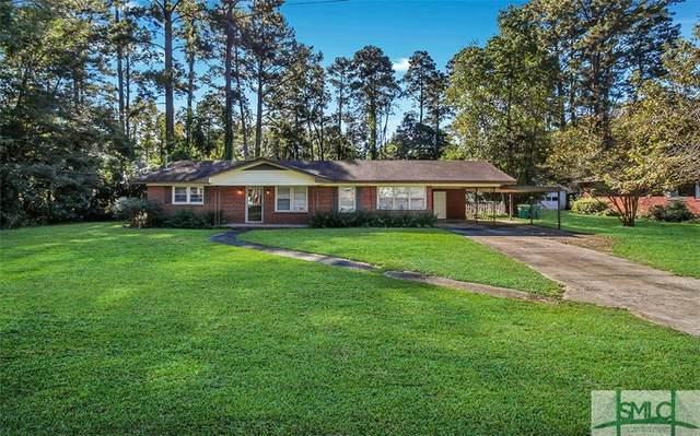 213 Holly Avenue, Pooler, GA 31322 (MLS #237944) :: Level Ten Real Estate Group