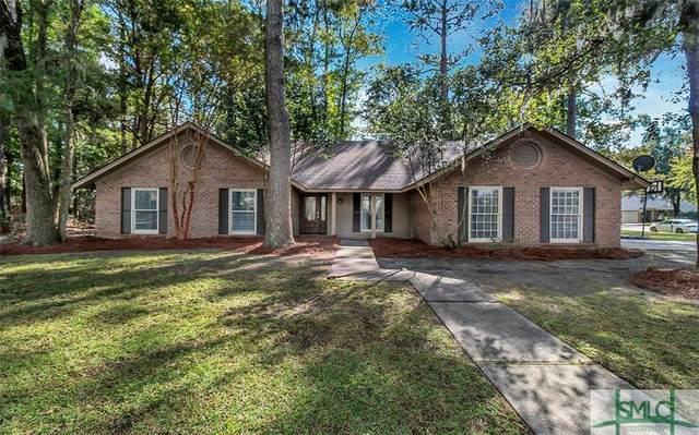 5 Mast Way, Savannah, GA 31419 (MLS #237945) :: The Arlow Real Estate Group