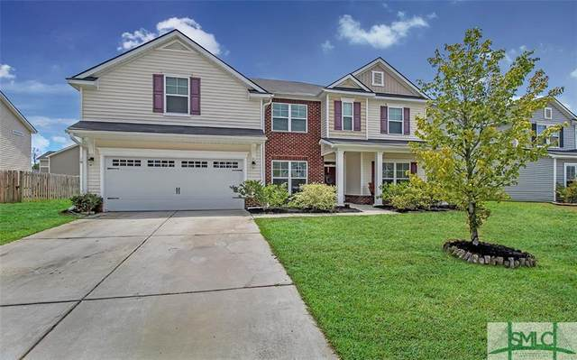 19 Salix Drive, Pooler, GA 31322 (MLS #237955) :: Coastal Homes of Georgia, LLC