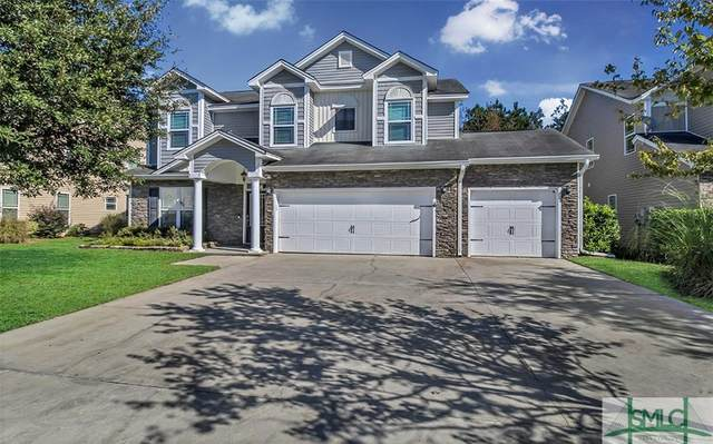 34 Melody Drive, Pooler, GA 31322 (MLS #237974) :: Barker Team | RE/MAX Savannah