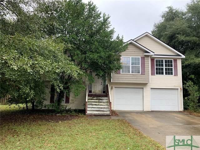 118 Fox Trace, Rincon, GA 31326 (MLS #238007) :: Heather Murphy Real Estate Group