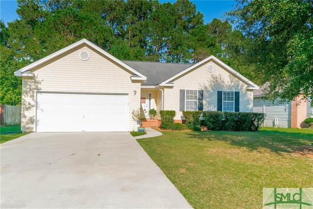 128 Wimbledon Drive, Savannah, GA 31419 (MLS #238039) :: The Arlow Real Estate Group