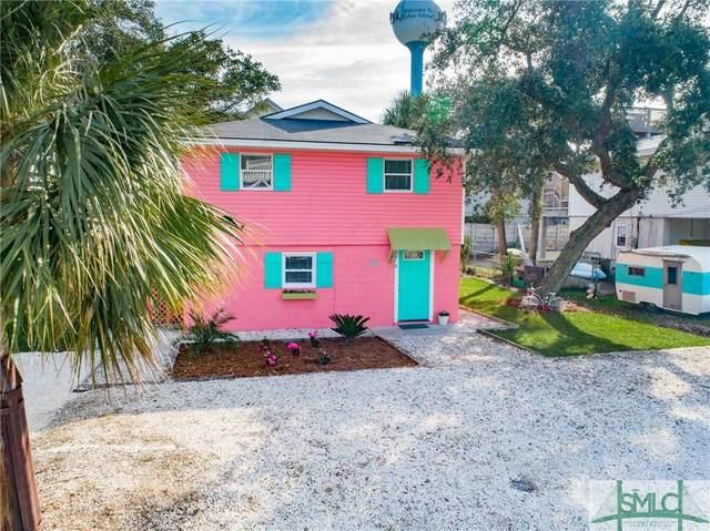 112 2nd Avenue, Tybee Island, GA 31328 (MLS #238090) :: The Arlow Real Estate Group