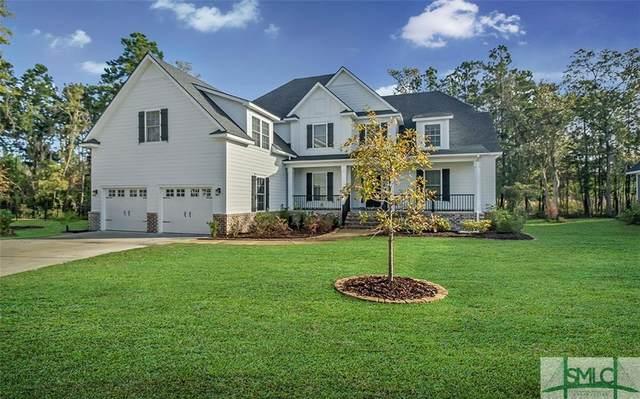 18 Oakcrest Court, Savannah, GA 31405 (MLS #238119) :: Coastal Homes of Georgia, LLC