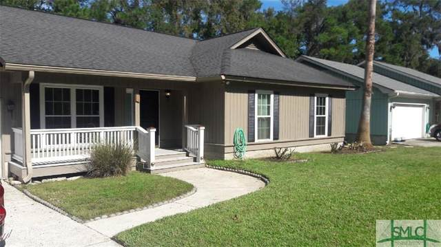 104 Blue Heron Drive, Savannah, GA 31410 (MLS #238139) :: McIntosh Realty Team