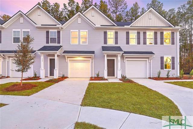 130 Benelli Drive, Pooler, GA 31322 (MLS #238179) :: Team Kristin Brown | Keller Williams Coastal Area Partners