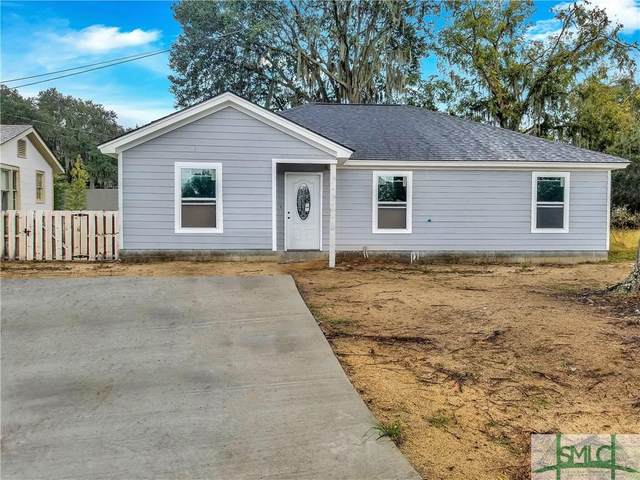 824 Myers Street, Savannah, GA 31405 (MLS #238191) :: Heather Murphy Real Estate Group