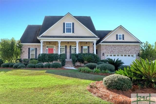 235 Dove Drake Drive, Richmond Hill, GA 31324 (MLS #238197) :: Heather Murphy Real Estate Group