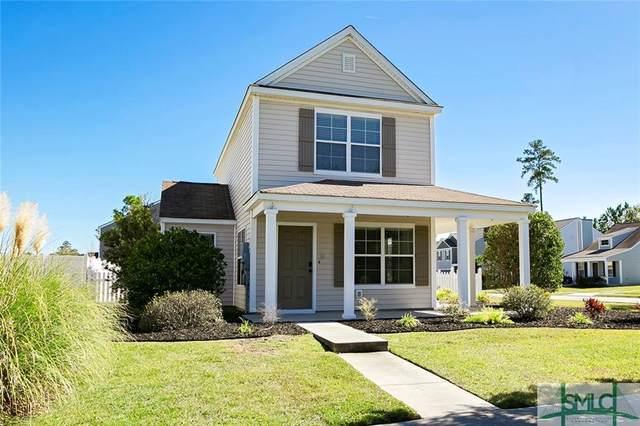 30 Godley Park Way, Savannah, GA 31407 (MLS #238205) :: Coastal Homes of Georgia, LLC