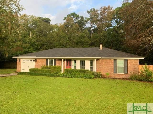 54 Beaver Run Drive, Savannah, GA 31419 (MLS #238318) :: McIntosh Realty Team