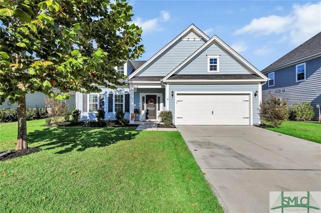 102 Baynard Street, Pooler, GA 31322 (MLS #238337) :: Coastal Homes of Georgia, LLC