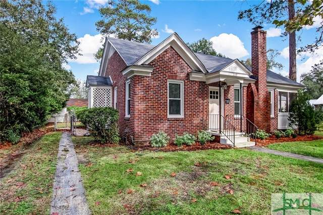 210 E 56th Street, Savannah, GA 31405 (MLS #238352) :: Barker Team | RE/MAX Savannah