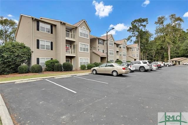 12300 Apache Avenue #1011, Savannah, GA 31419 (MLS #238375) :: Barker Team | RE/MAX Savannah