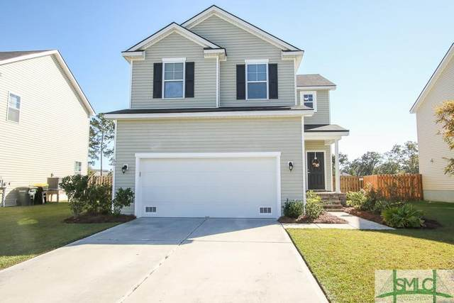 66 Dunnoman Drive, Savannah, GA 31419 (MLS #238382) :: The Sheila Doney Team