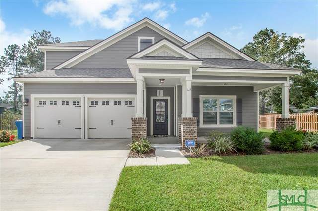 118 Timberland Trail, Richmond Hill, GA 31324 (MLS #238413) :: Barker Team | RE/MAX Savannah