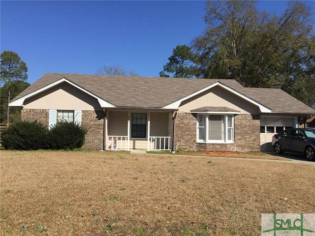 809 Lost Grove Lane, Hinesville, GA 31313 (MLS #238418) :: The Sheila Doney Team