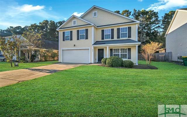 220 Tigers Paw Drive, Pooler, GA 31322 (MLS #238435) :: Coastal Homes of Georgia, LLC
