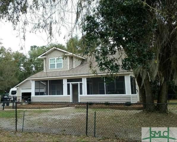 15 Plantation Road, Midway, GA 31320 (MLS #238481) :: Heather Murphy Real Estate Group