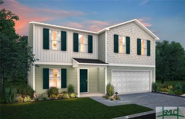 20 Amber Mill Circle #329, Brunswick, GA 31525 (MLS #238512) :: Barker Team | RE/MAX Savannah