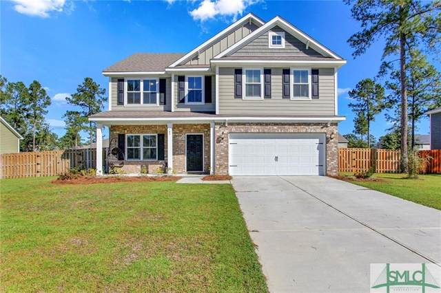 143 Shortleaf Trail, Richmond Hill, GA 31324 (MLS #238529) :: Barker Team | RE/MAX Savannah